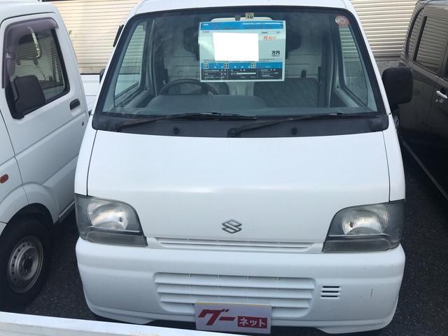 KA 4WD AC MT 修復歴無 軽トラック 2名乗り(3枚目)