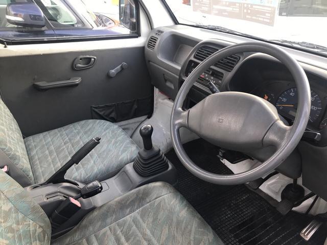 KA 4WD AC MT 修復歴無 軽トラック 2名乗り(8枚目)