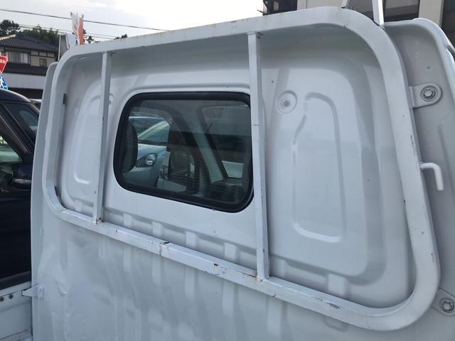 KA 4WD AC MT 修復歴無 軽トラック 2名乗り(9枚目)