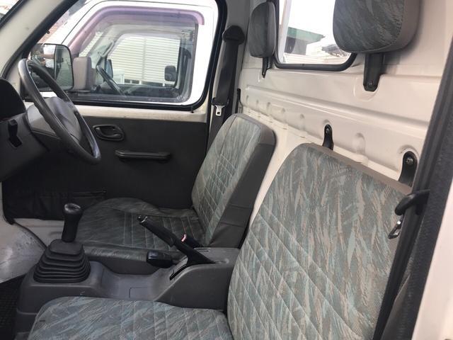 KA 4WD AC MT 修復歴無 軽トラック 2名乗り(17枚目)