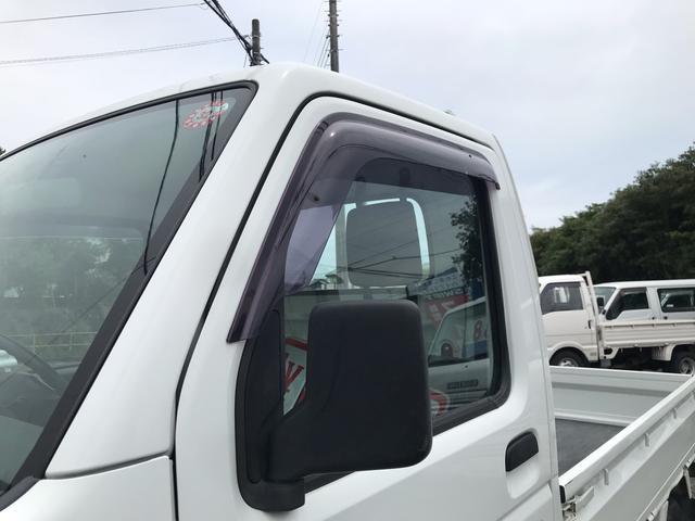 オートマ エアコン パワステ 軽トラック ホワイト(3枚目)