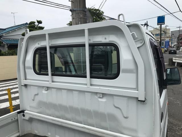 オートマ エアコン パワステ 軽トラック ホワイト(7枚目)