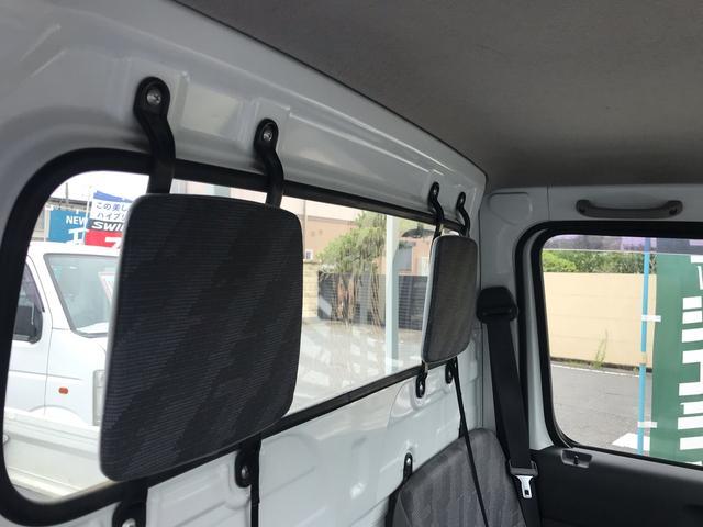 オートマ エアコン パワステ 軽トラック ホワイト(10枚目)