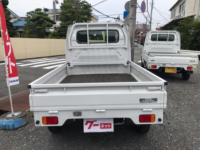 4WD オートマ エアコン パワステ 軽トラック ETC(4枚目)