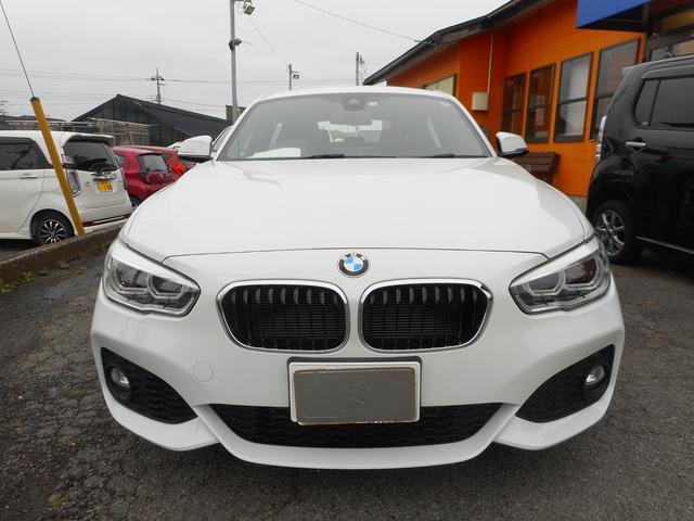「BMW」「1シリーズ」「コンパクトカー」「静岡県」の中古車2