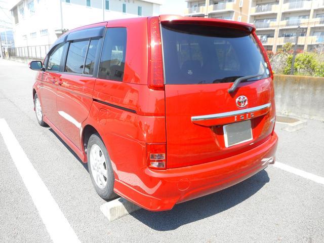 「トヨタ」「アイシス」「ミニバン・ワンボックス」「静岡県」の中古車8