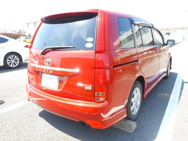 「トヨタ」「アイシス」「ミニバン・ワンボックス」「静岡県」の中古車9
