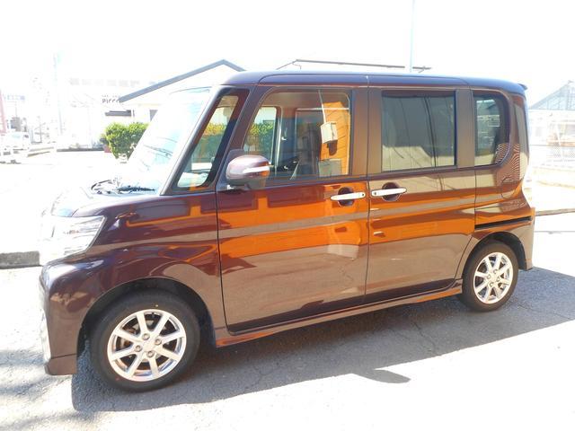 「ダイハツ」「タント」「コンパクトカー」「静岡県」の中古車6