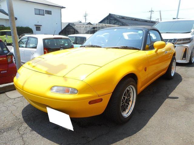 「その他」「ユーノスロードスター」「オープンカー」「静岡県」の中古車2