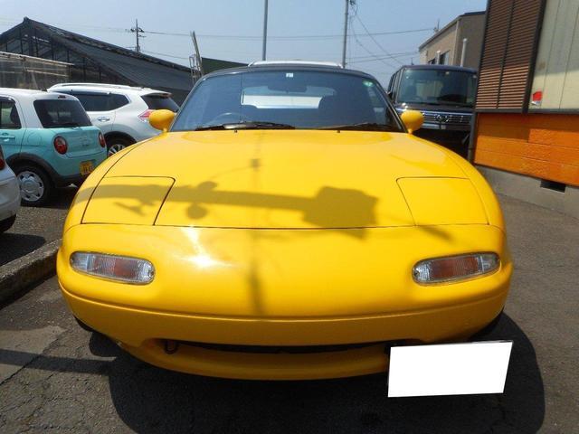 「その他」「ユーノスロードスター」「オープンカー」「静岡県」の中古車3