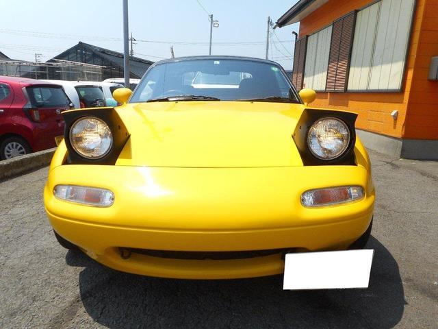 「その他」「ユーノスロードスター」「オープンカー」「静岡県」の中古車10
