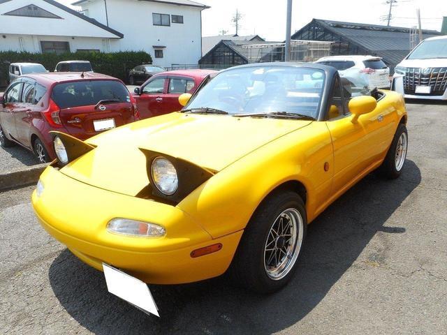 「その他」「ユーノスロードスター」「オープンカー」「静岡県」の中古車14