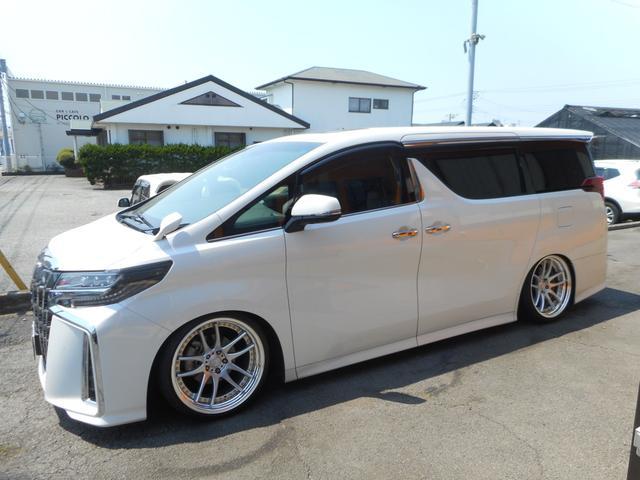 「トヨタ」「アルファード」「ミニバン・ワンボックス」「静岡県」の中古車5