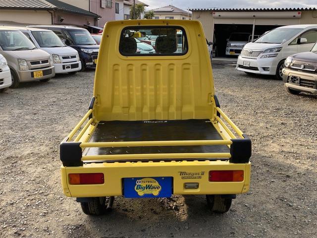 Dタイプ トラックタイプ  オートマ 車検令和5年1月 走行6万キロ(22枚目)