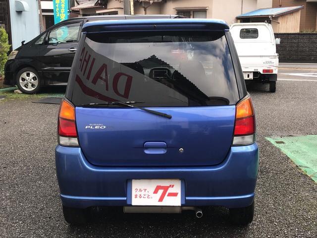 スバル プレオ RS 社外AW