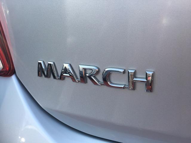 日産 マーチ 12X ワンオーナー スマートキー