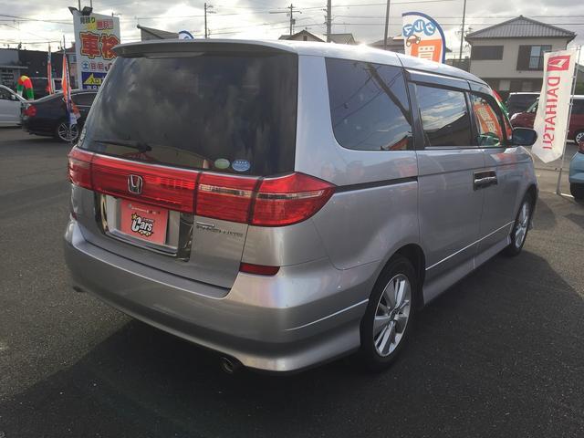 「ホンダ」「エリシオンプレステージ」「ミニバン・ワンボックス」「静岡県」の中古車8