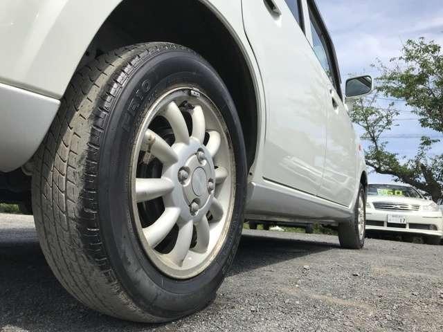 L 純正アルミホイール プライバシーガラス 車検整備付(2枚目)