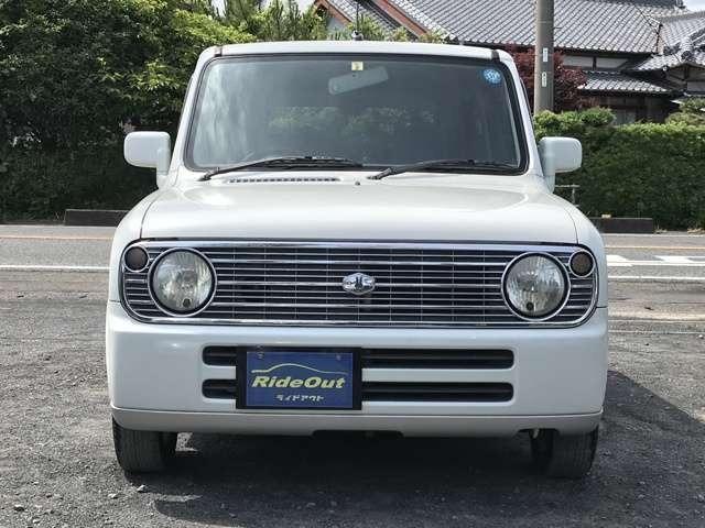 L 純正アルミホイール プライバシーガラス 車検整備付(6枚目)