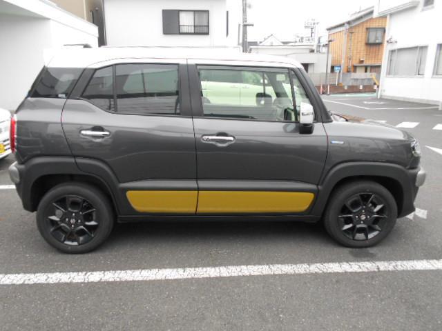 「スズキ」「クロスビー」「SUV・クロカン」「静岡県」の中古車4