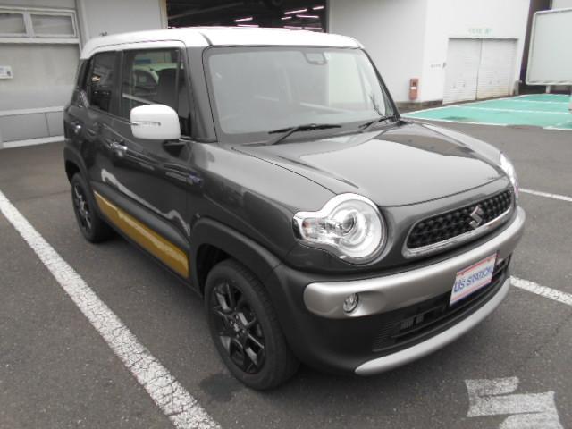 「スズキ」「クロスビー」「SUV・クロカン」「静岡県」の中古車6