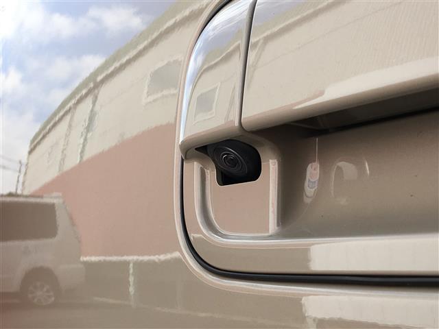 ハイブリッドMZ 登録済未使用車 スズキセーフティーサポート 全方位カメラ(27枚目)
