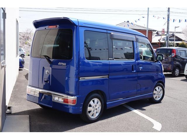 全車種3ヶ月以上の保証付きで販売しています。別途料金ですが保証を延長することも可能です。