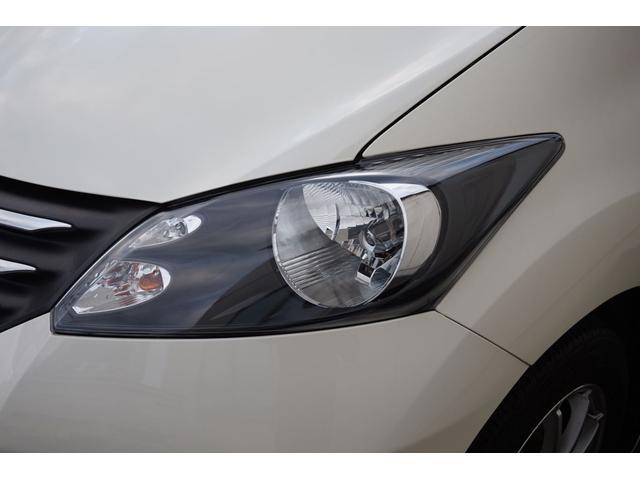 ヘッドライトはドリームコートを施工済みです。クリアな状態を数年間維持できます。
