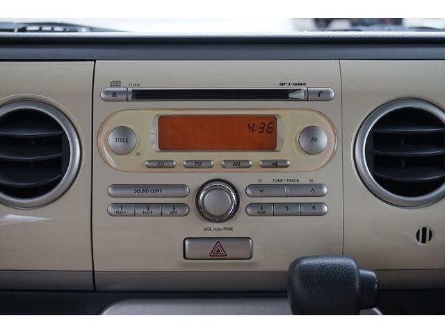 X スマートキー CD ワンオーナー 禁煙車(11枚目)