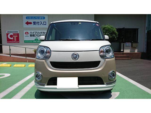 「ダイハツ」「ムーヴキャンバス」「コンパクトカー」「静岡県」の中古車2