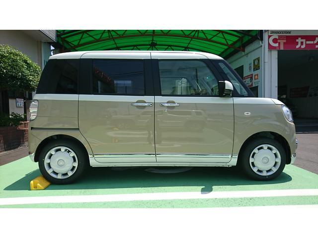 「ダイハツ」「ムーヴキャンバス」「コンパクトカー」「静岡県」の中古車3