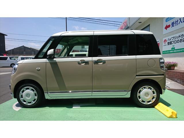 「ダイハツ」「ムーヴキャンバス」「コンパクトカー」「静岡県」の中古車4