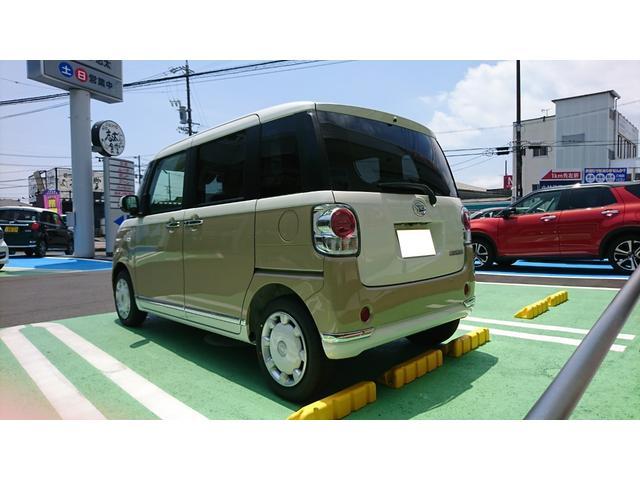 「ダイハツ」「ムーヴキャンバス」「コンパクトカー」「静岡県」の中古車9
