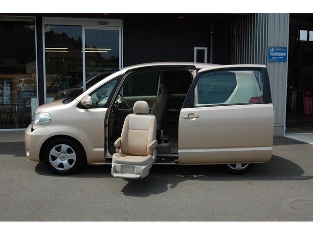 福祉車両ウェルキャブ 助手席リフトアップ 【無料保証付】(8枚目)