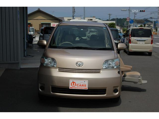 福祉車両ウェルキャブ 助手席リフトアップ 【無料保証付】(10枚目)