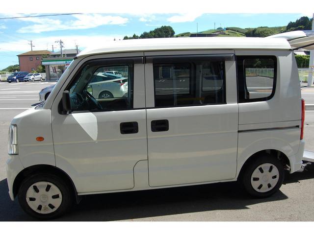スローパー福祉車両 リクライニング車いす可 手すり交換済(14枚目)