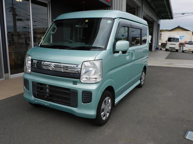 「スズキ」「エブリイワゴン」「コンパクトカー」「静岡県」の中古車9