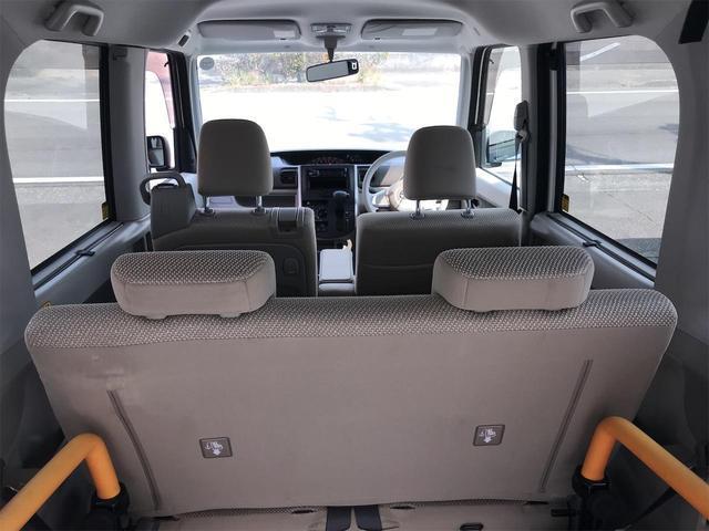 スローパーL福祉車両 リアシート付 スロープ 電動ウィンチ リモコン付 車いす1名+2名 通常4名乗車 全国1年保証(38枚目)