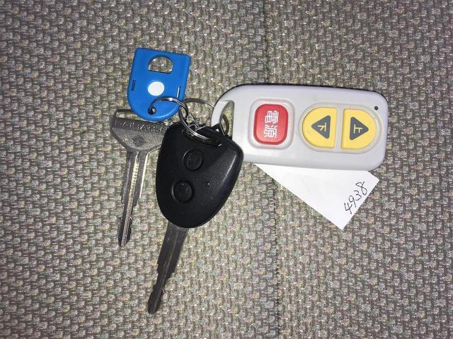 スローパーL福祉車両 リアシート付 スロープ 電動ウィンチ リモコン付 車いす1名+2名 通常4名乗車 全国1年保証(44枚目)