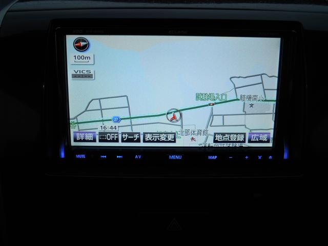 スズキ ワゴンRスティングレー X HDDナビ TV