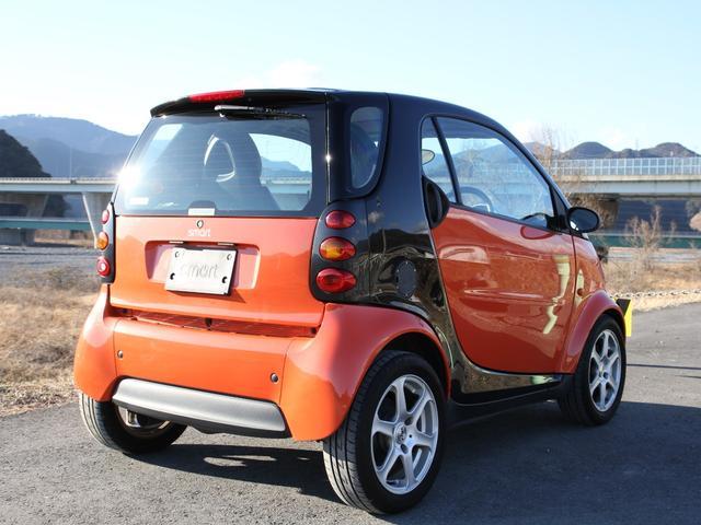 スマート スマート K リミテッド 200台限定車 社外アルミホイール