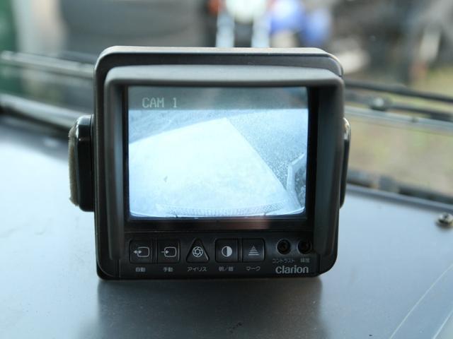 昇降ゲート バックカメラ(17枚目)