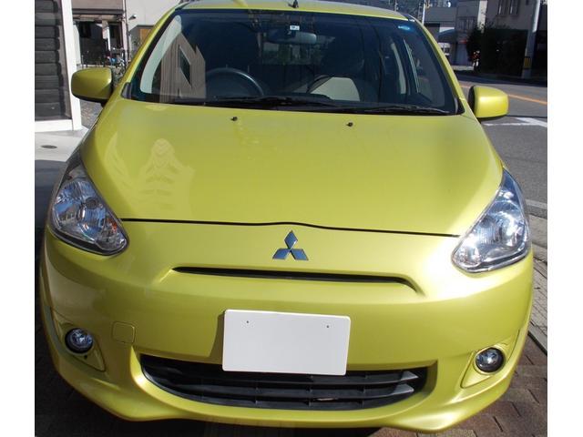 「三菱」「ミラージュ」「コンパクトカー」「静岡県」の中古車2