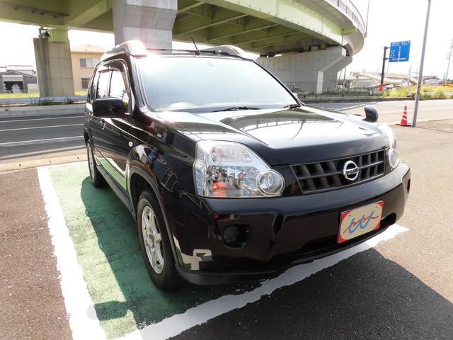 「日産」「エクストレイル」「SUV・クロカン」「静岡県」の中古車2