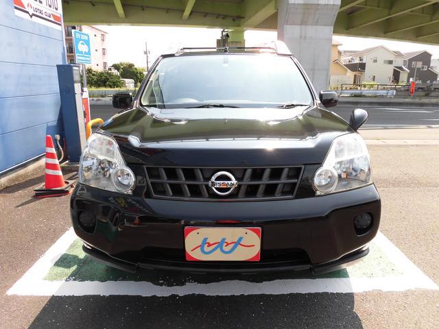 「日産」「エクストレイル」「SUV・クロカン」「静岡県」の中古車3