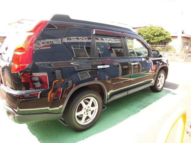 「日産」「エクストレイル」「SUV・クロカン」「静岡県」の中古車8