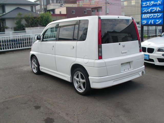 ホンダ S-MX ローダウン