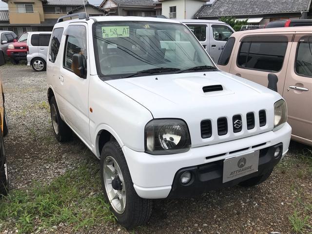 スズキ ジムニー XC ナビ TV 軽自動車 ETC 4WD