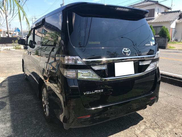 「トヨタ」「ヴェルファイア」「ミニバン・ワンボックス」「静岡県」の中古車11