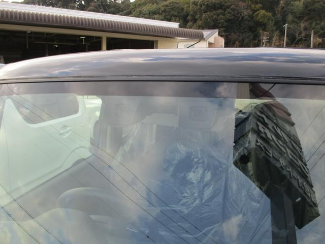スズキ ハスラー Fリミテッド ブラックルーフ HID 届出済未使用車